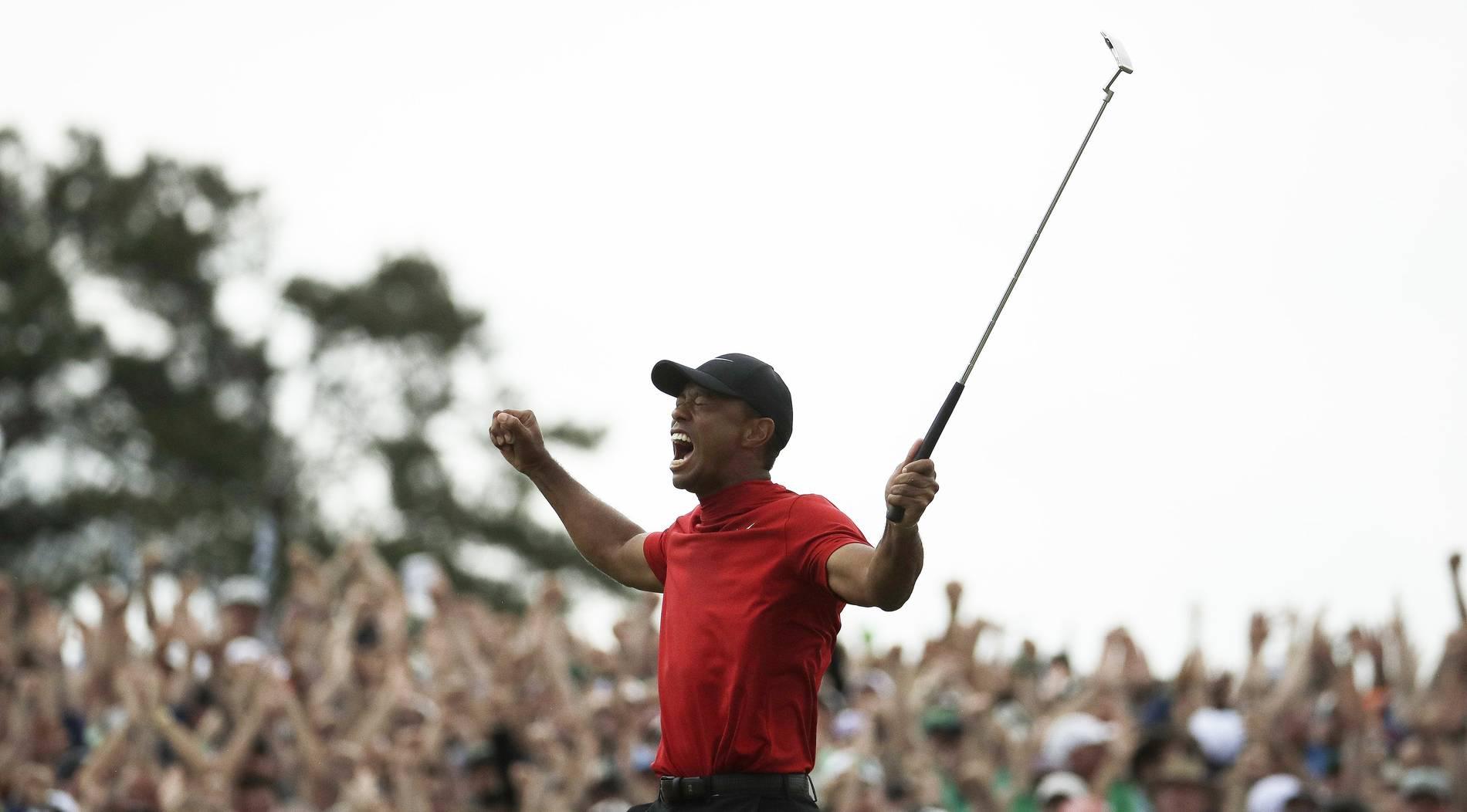 Mann setzt auf Tiger Woods und gewinnt Million