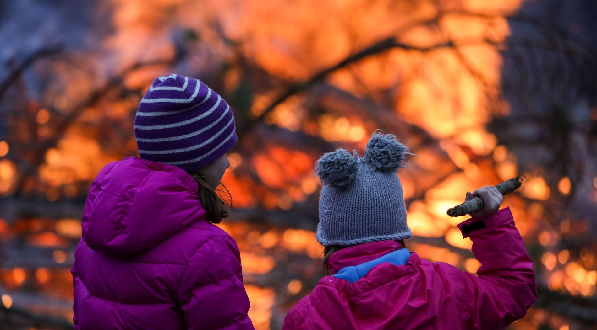 Nabu will Anzahl der Osterfeuer stark reduzieren