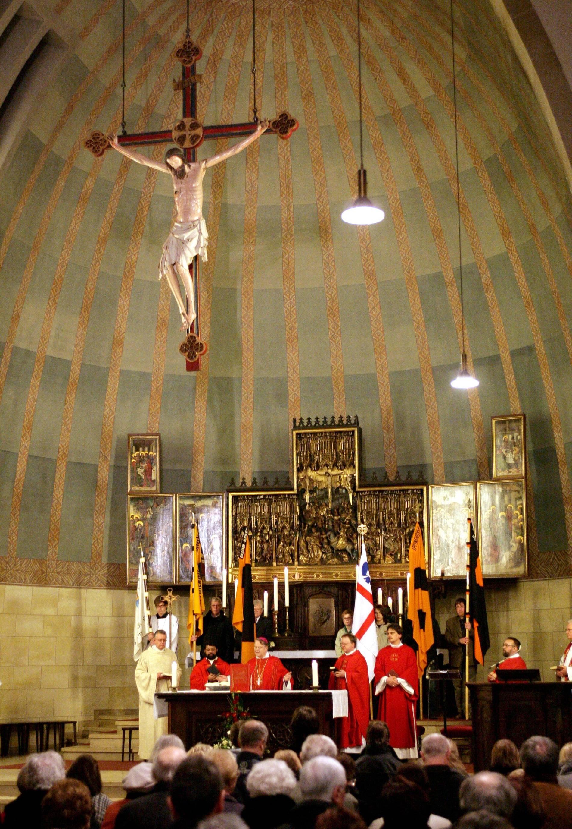 st. vincentius dinslaken