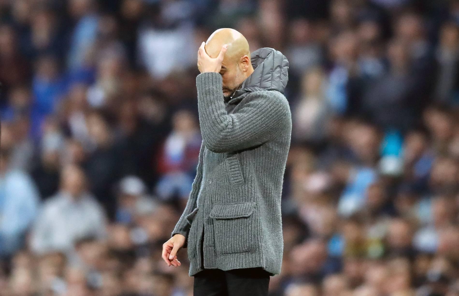 Pep Guardiola scheidet erneut mit Manchester City aus der ...
