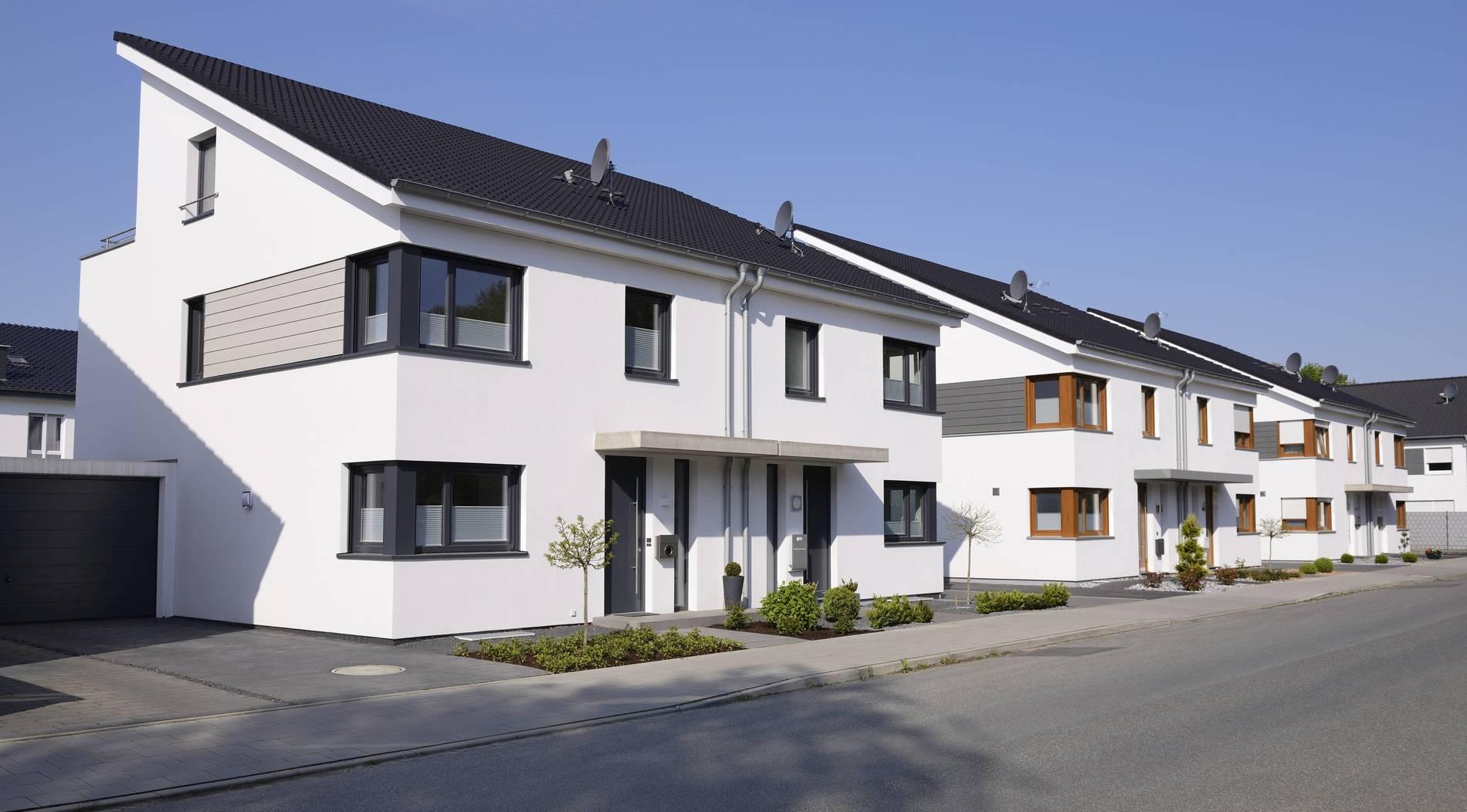 Private Haushalte gaben im Schnitt 305.000 Euro für Wohneigentum aus