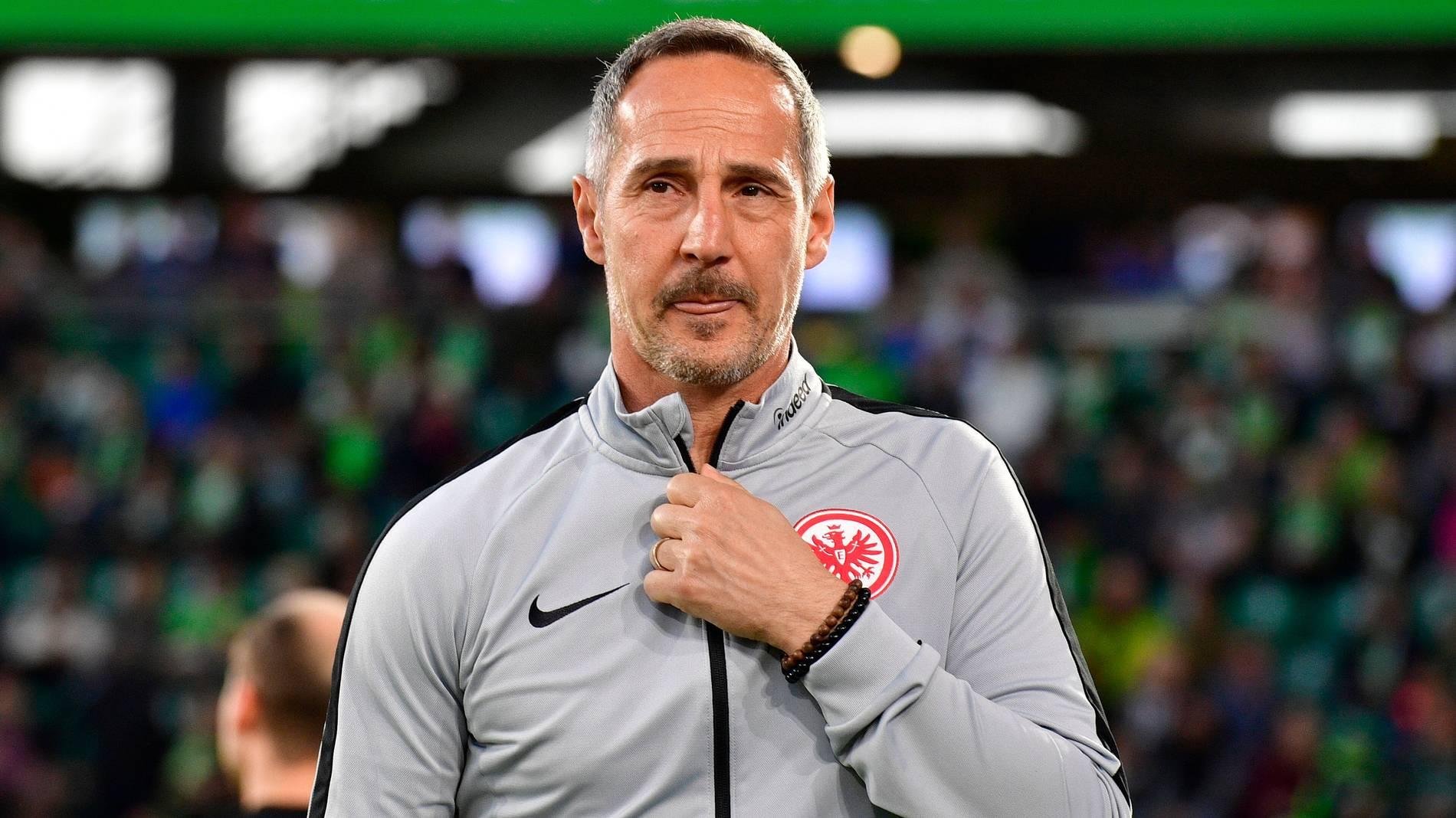 Eintracht Trainer