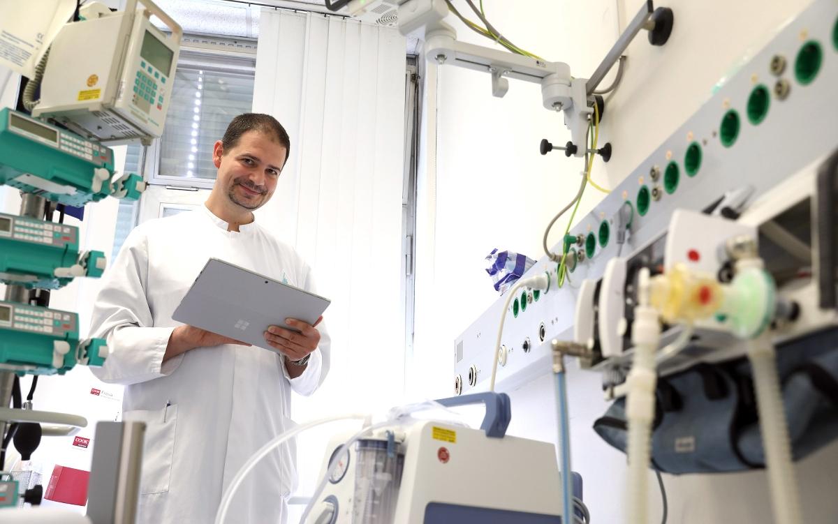 rp-online.de - Von Holger Hintzen - Mönchengladbach: eHealth in Hochschule und Elisabeth-Krankenhaus