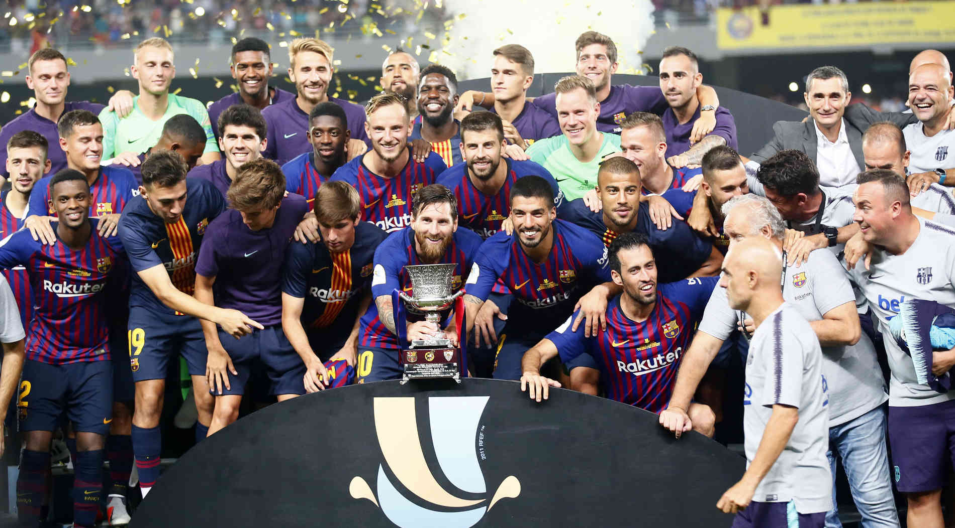 Spanischer Supercup vor Umzug nach Saudi-Arabien