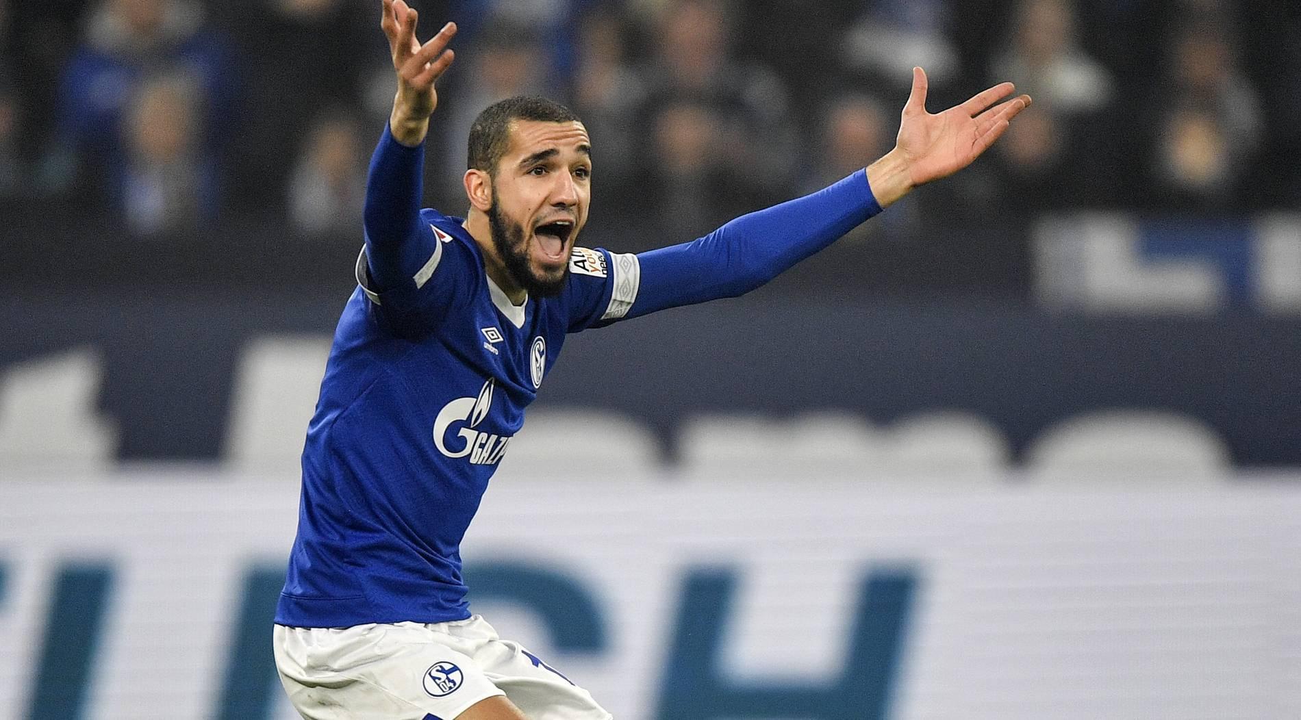 Schalke-Profi Bentaleb erneut in U23 strafversetzt