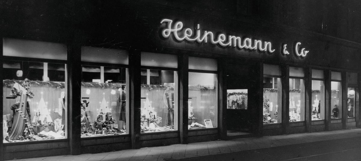 Neuss: Modehaus Heinemann wird 200 Jahre alt