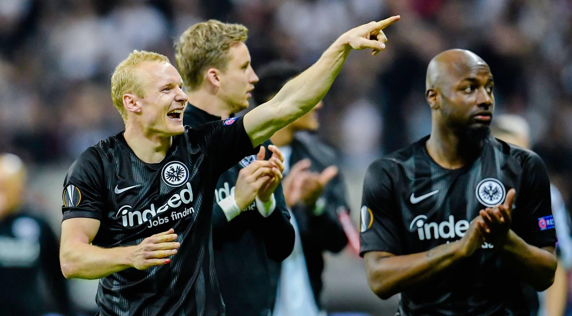So beschert Frankfurt der Bundesliga einen fünften Champions-League-Platz