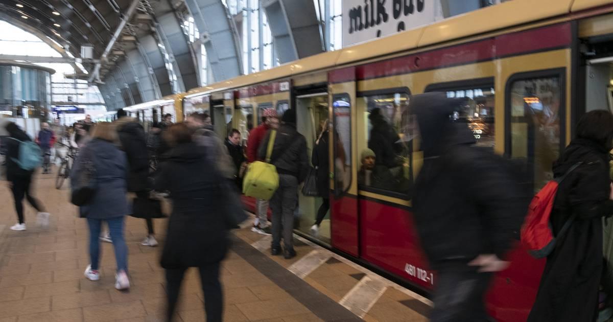 Sex in deutscher S-Bahn