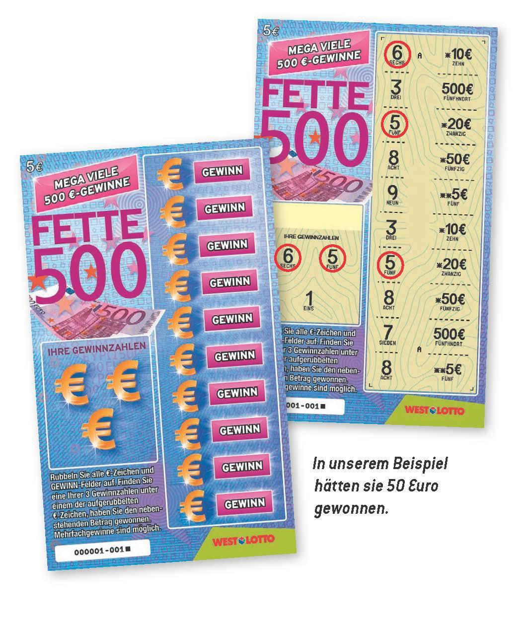 Rubbellos Lotto