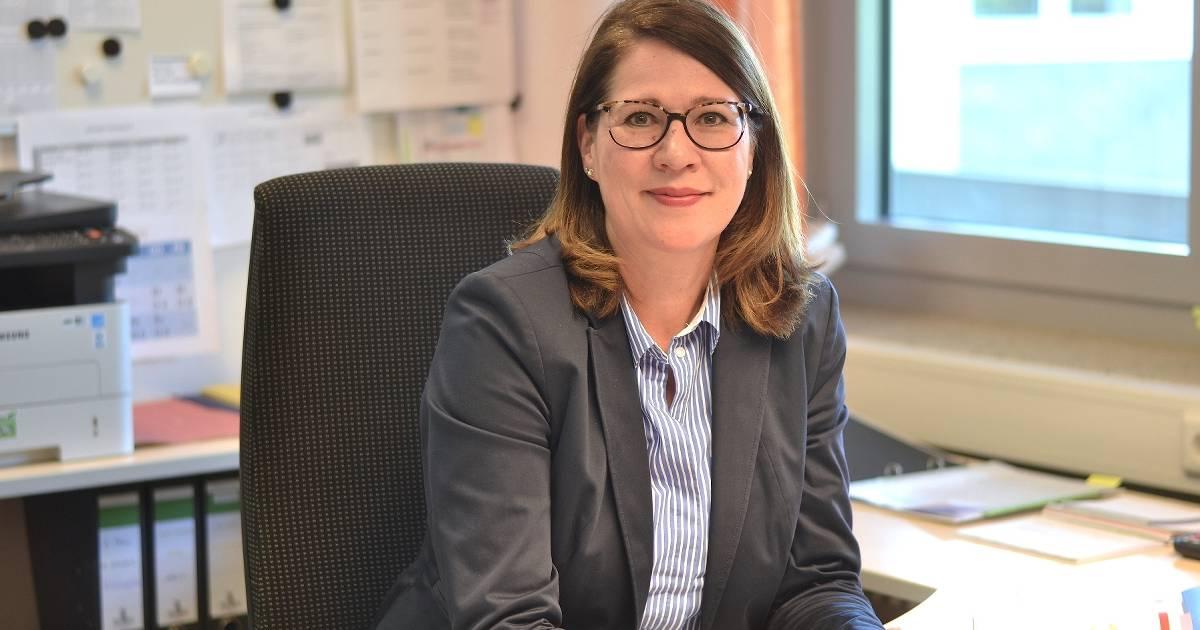 Eine Hilfsbereite Sekretärin