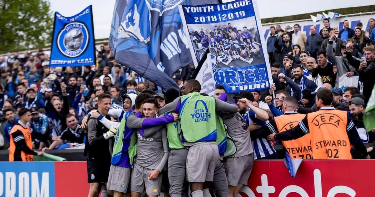 FC Porto Gewinnt Erstmals Die Youth League