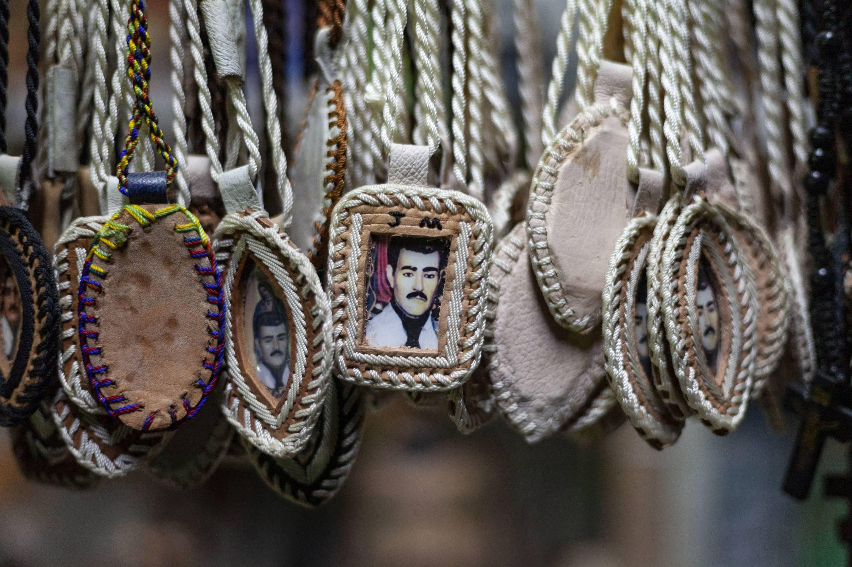 """Mexiko feiert den """"Heiligen der Drogenhändler"""""""