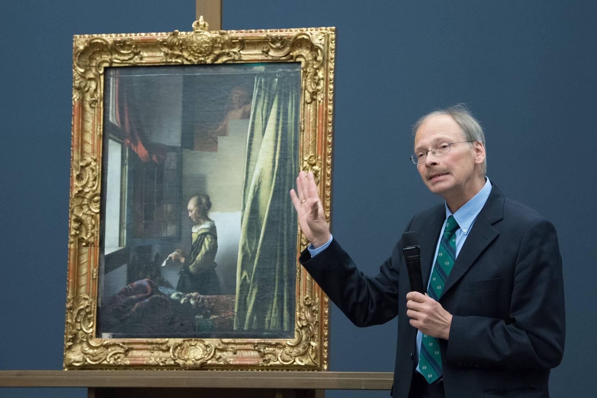 Brieflesendes Mädchen Von Johannes Vermeer Alles Ganz Anders