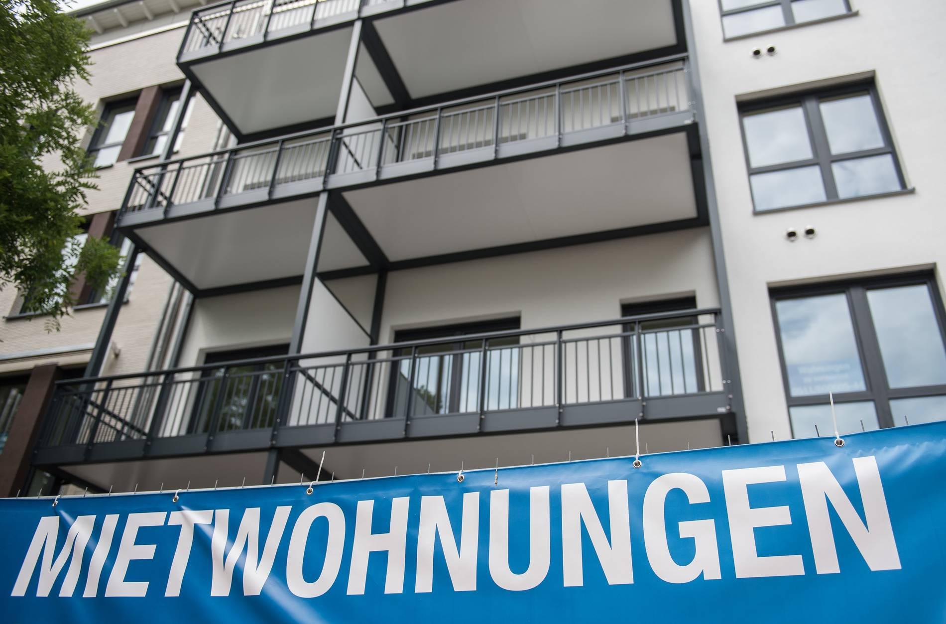 Kaum Freie Wohnungen Und Die Mieten Steigen