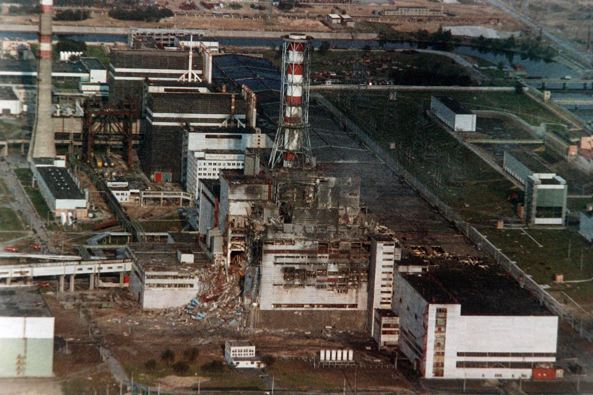 Tschernobyl Hbo