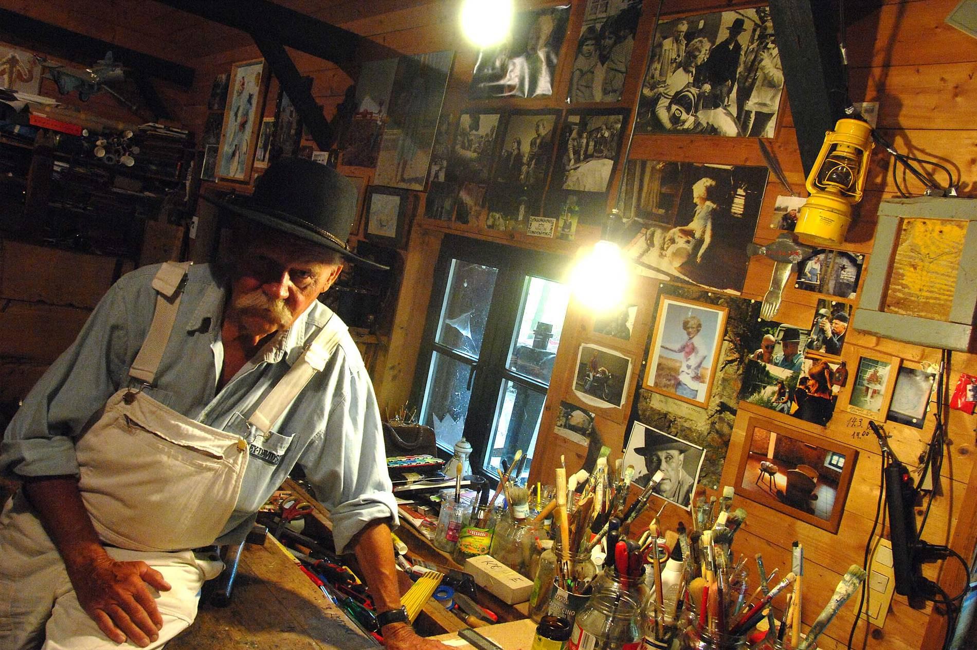 Anatol Herzfeld im Alter von 88 Jahren gestorben - Boulevard
