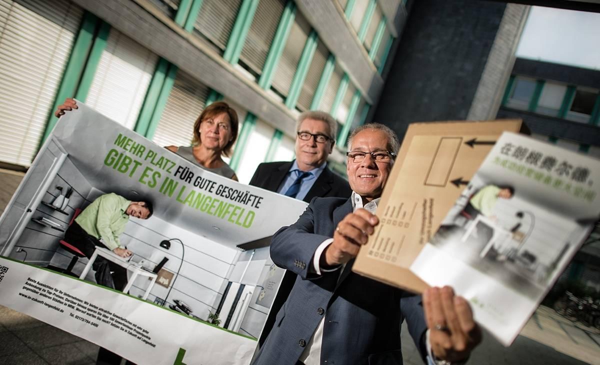 1fcb4cae73659 Oberbürgermeister von Gelsenkirchen erbost  Langenfeld will andernorts  Firmen abwerben