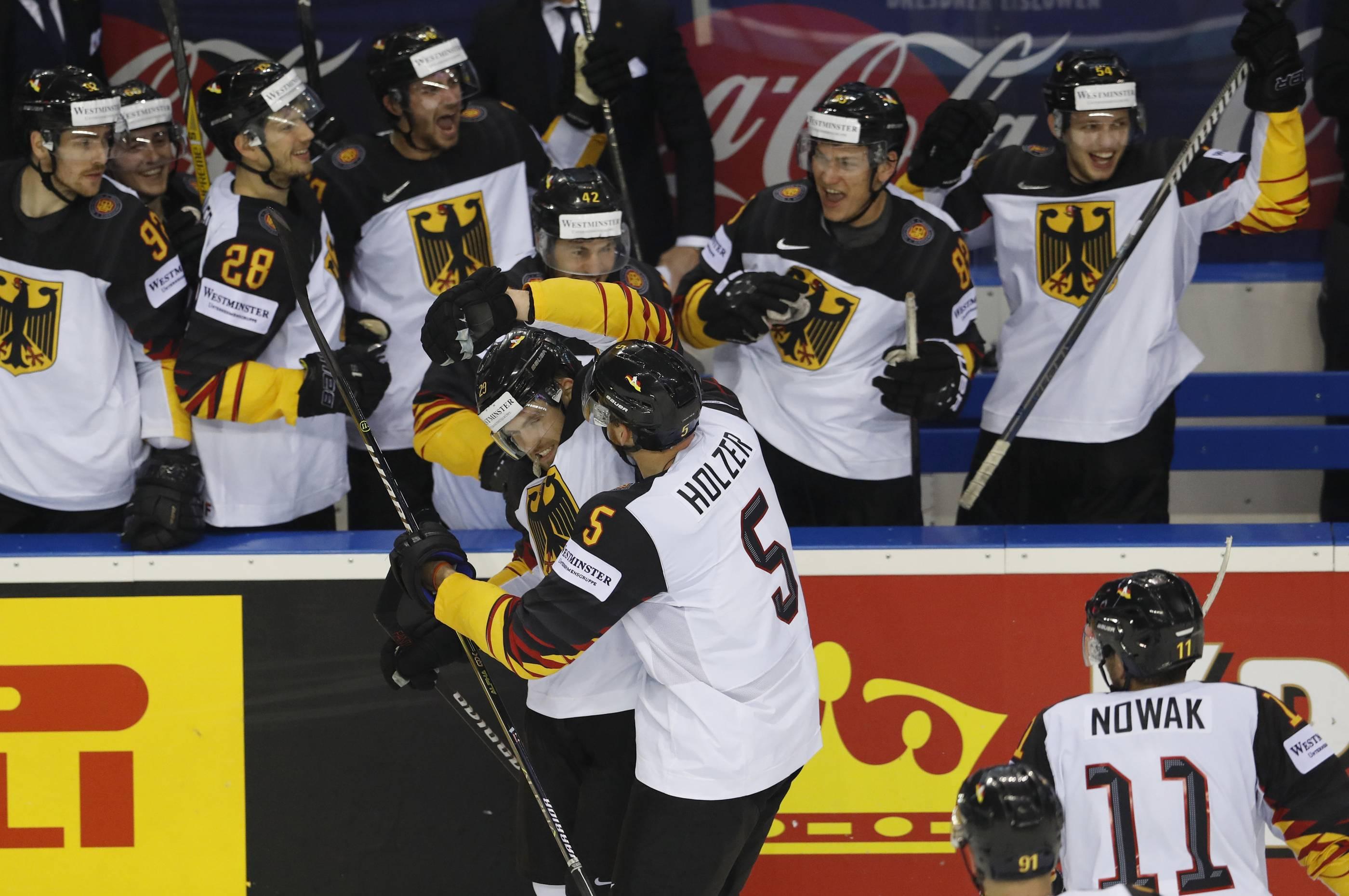 Eishockey Wm 2019 Deutschland Slowakei Die Bilder Des Spiels
