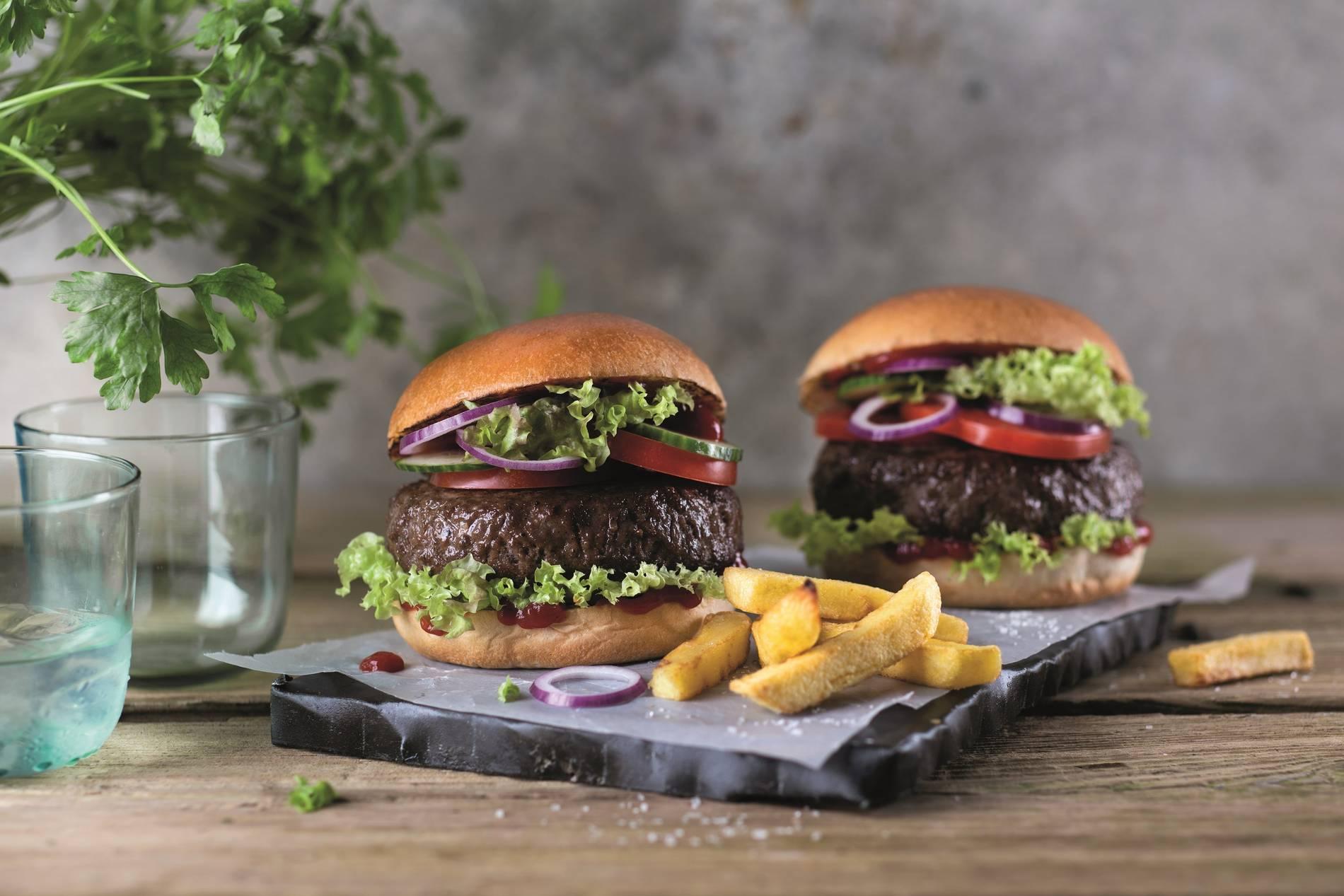 Beyond Meat: Lidl holt vegane Burger nach Deutschland