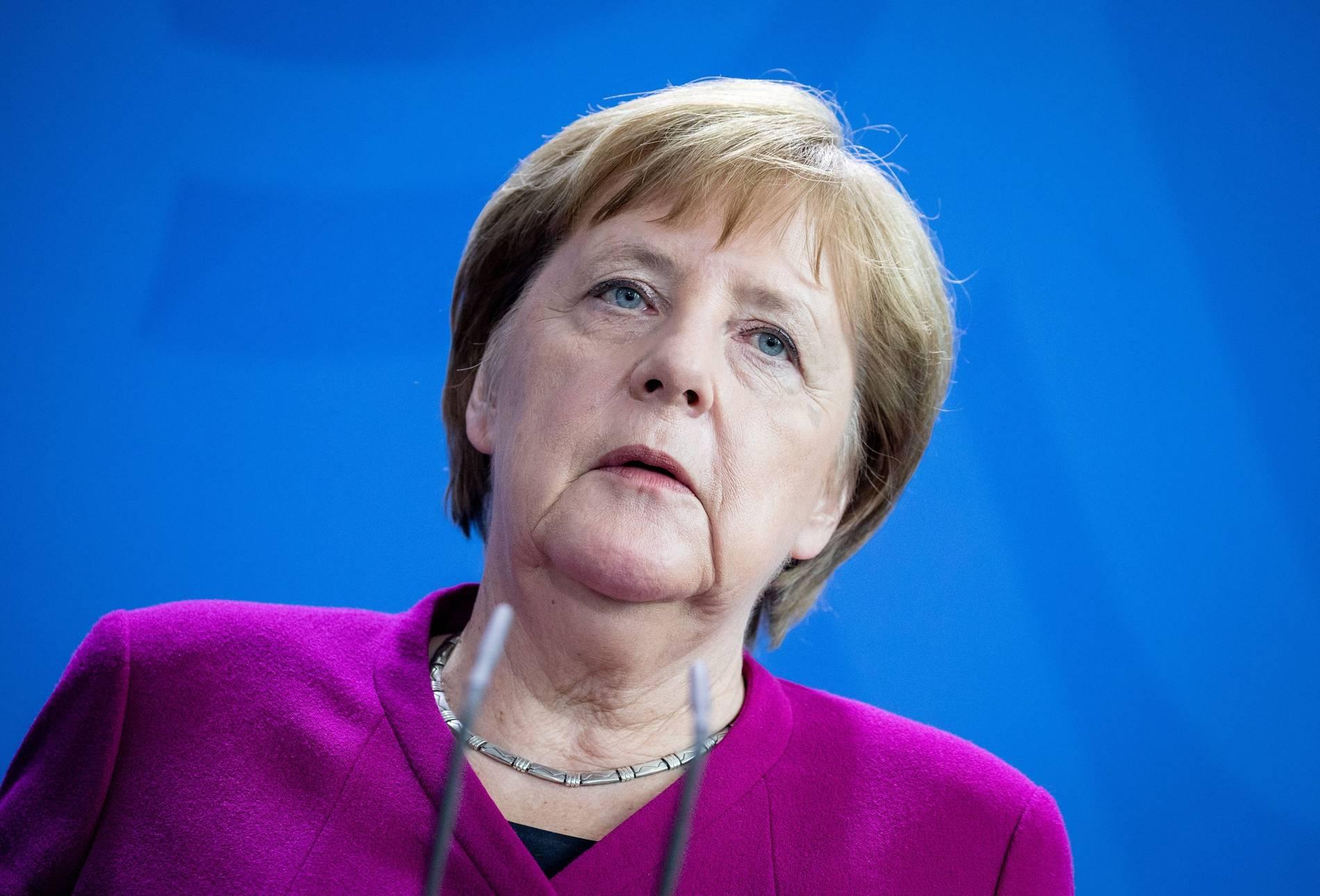 Merkel hat keine Ambitionen auf Amt in der EU