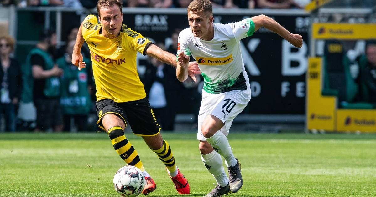 Bvb Gegen Borussia Mönchengladbach