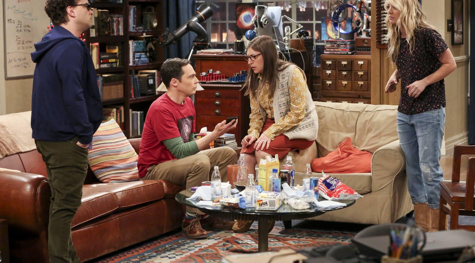 """Emotionales """"Big Bang Theory""""-Finale"""