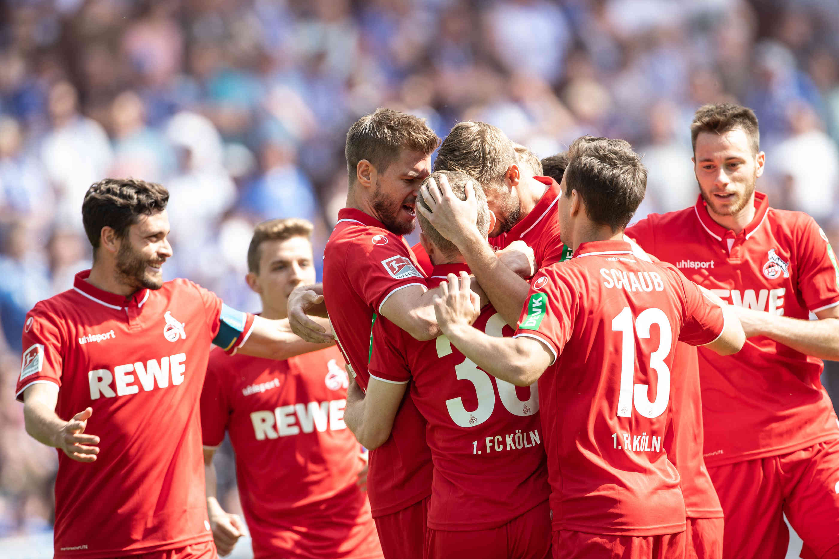 Köln Gegen Magdeburg