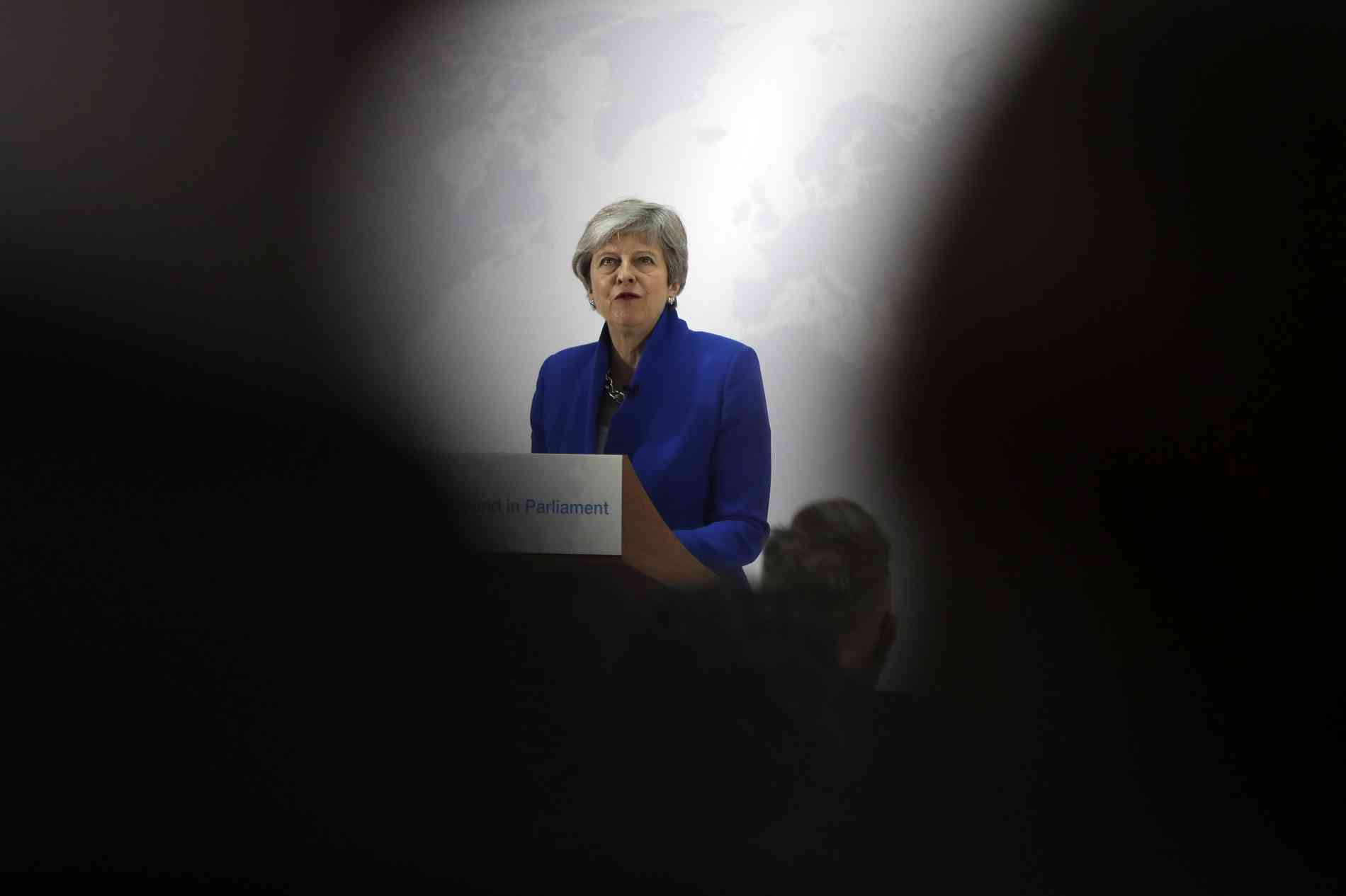 Britische Ministerin Leadsom tritt zurück - Druck auf May