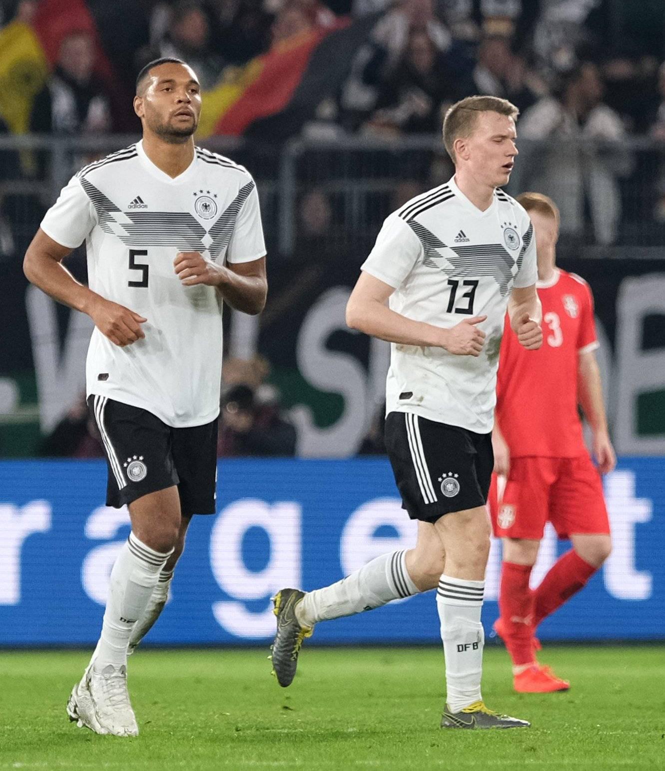 U21 Em 2019 Jonathan Tah Und Lukas Klostermann Verstarken U21 Team