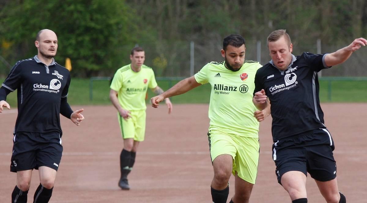 Schwere Zeiten für den Dülkener FC