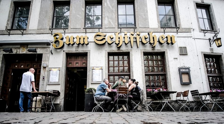 Traditionelle Restaurants in der Krise