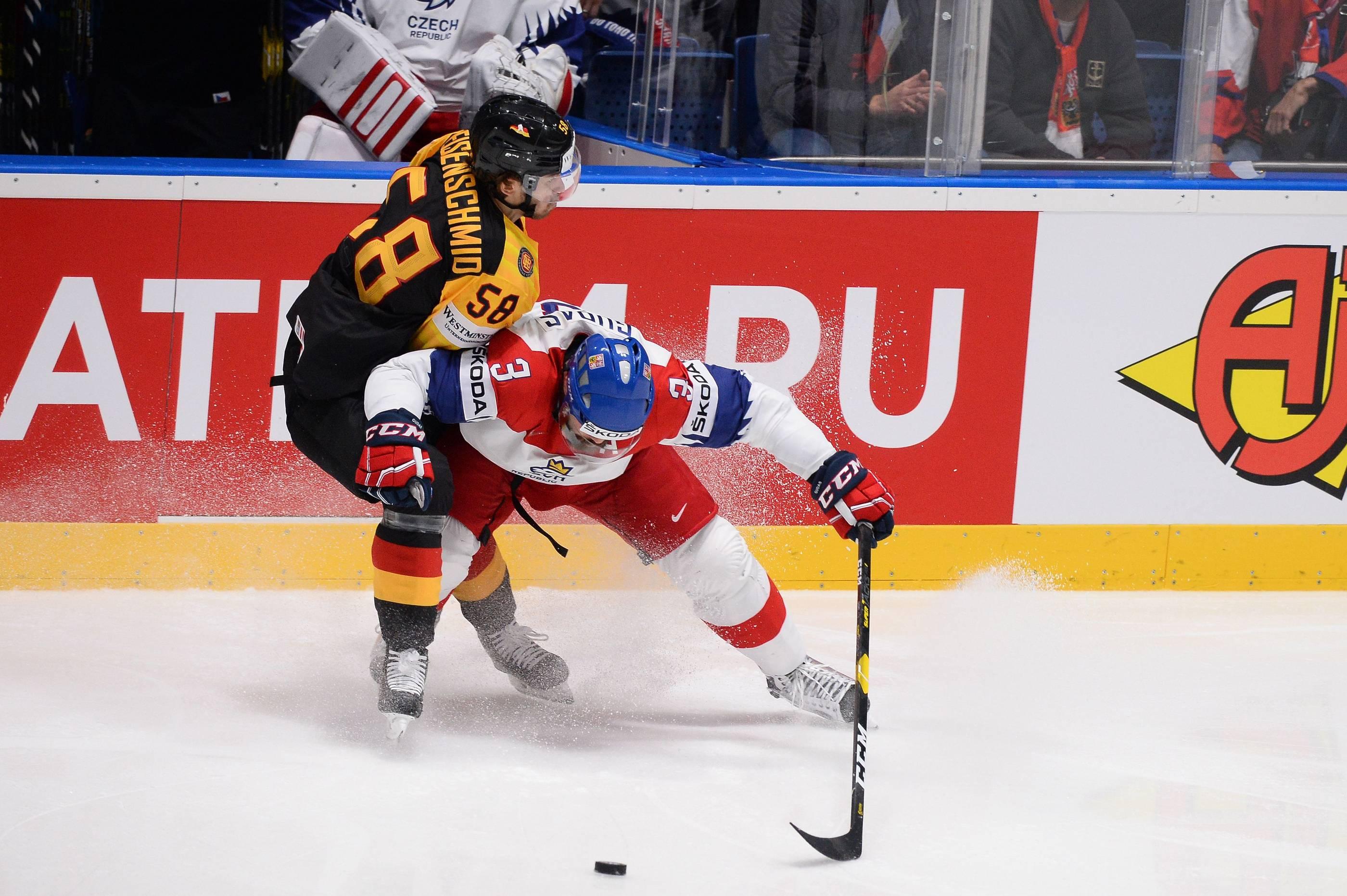 Eishockey Wm 2021 Tschechien