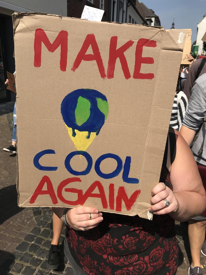 Fridays for Future Xanten / Demo