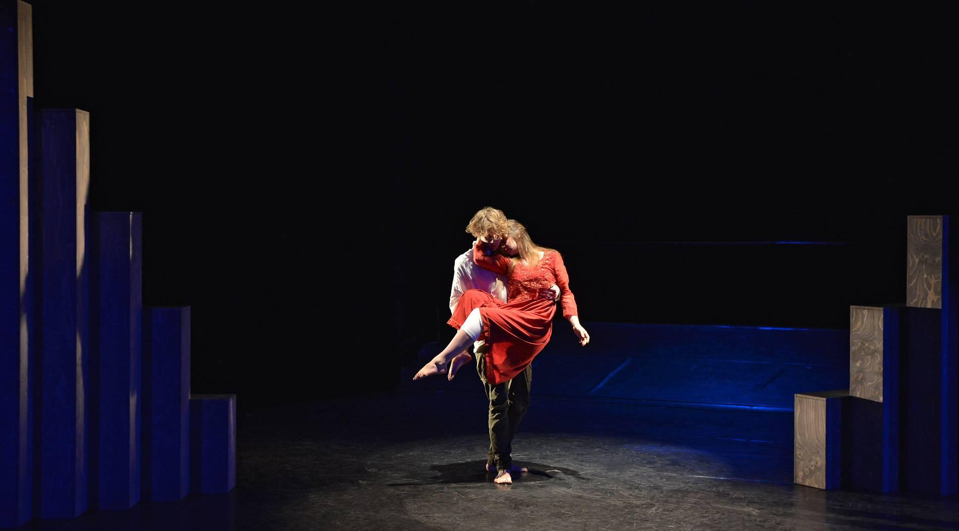 """Theater Total mit Shakespeares """"Was ihr wollt"""" in Kleve"""