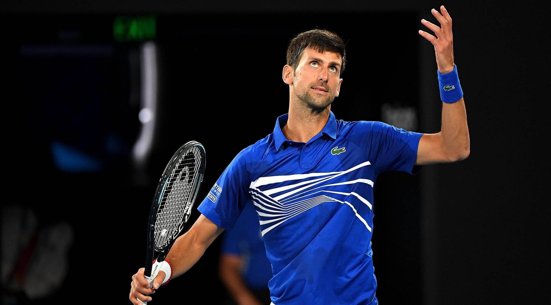 Djokovic zerstört Bodenplatte bei French Open
