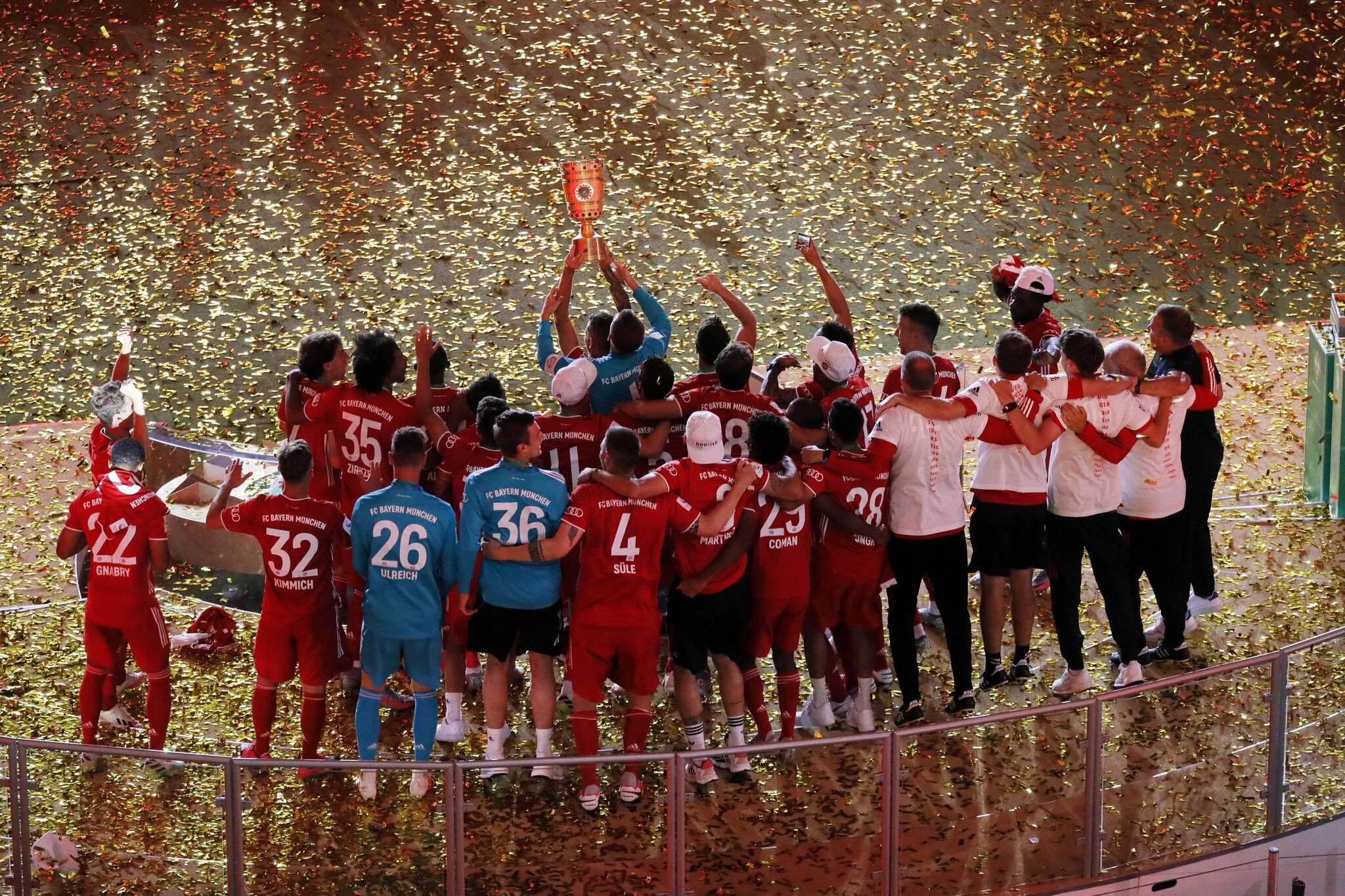 Leverkusen Dfb Pokal 2021