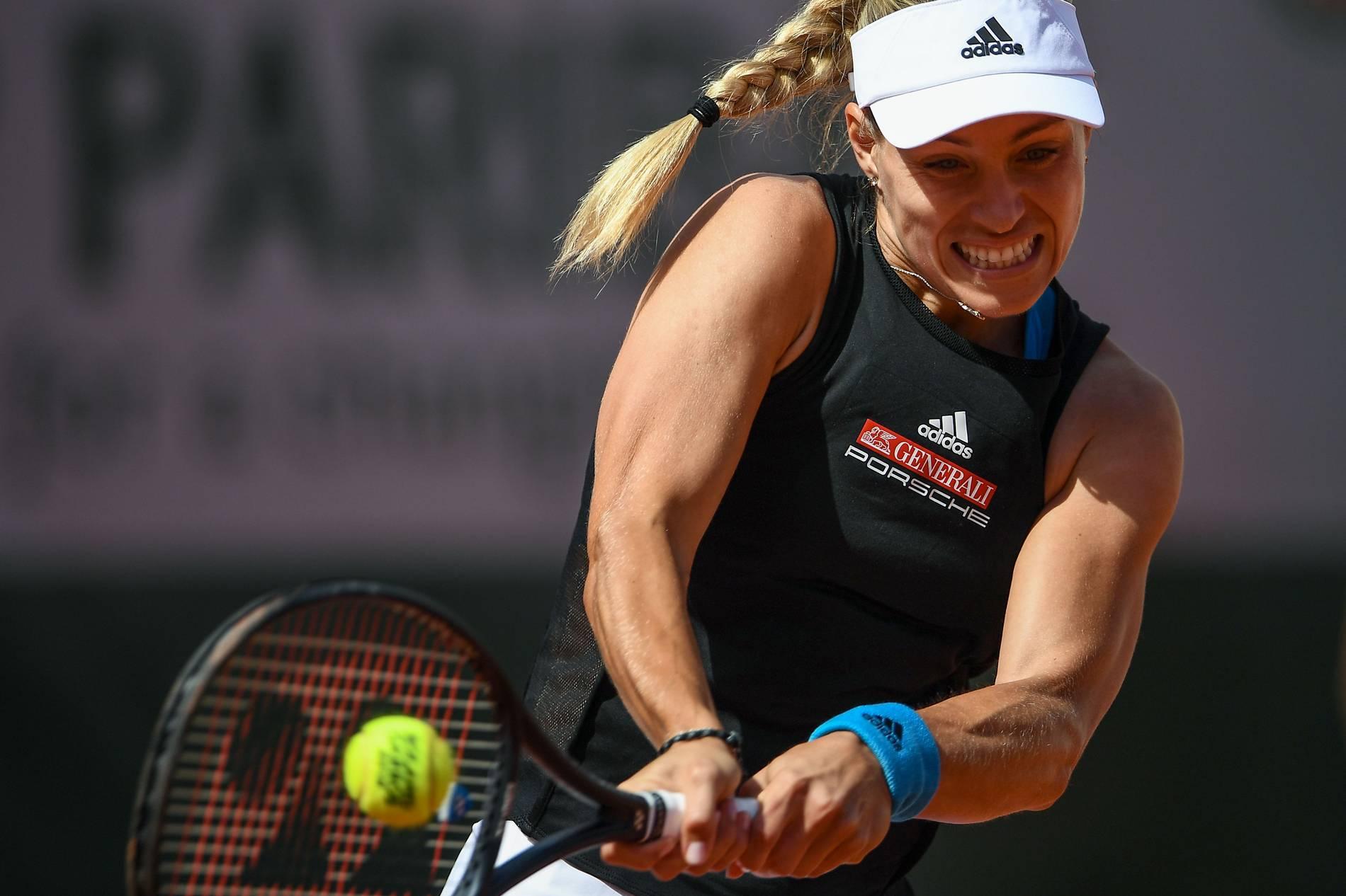 Aus in der ersten Runde: Angelique Kerber blamiert sich bei French Open