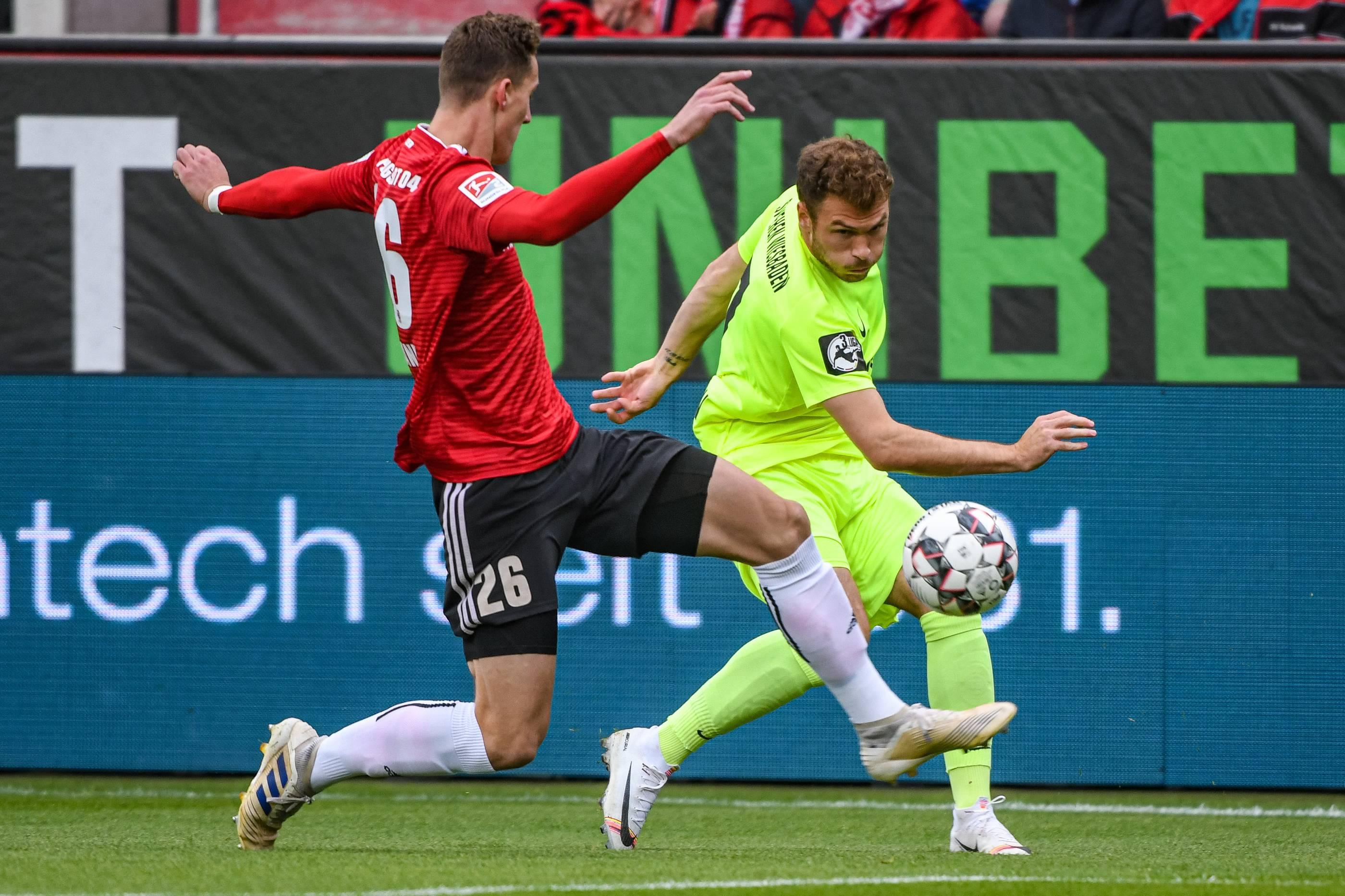 Ingolstadt Gegen Wiesbaden