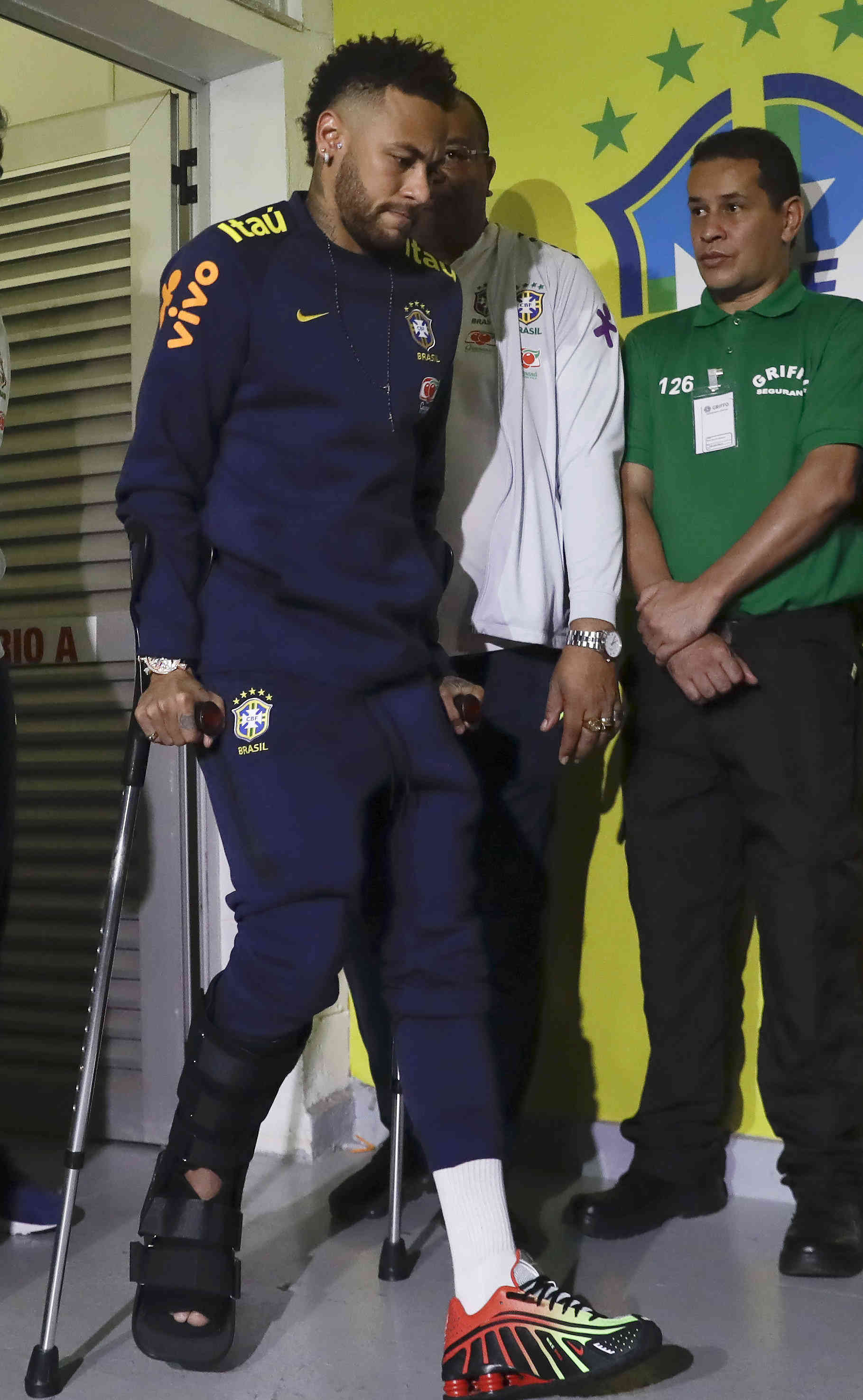 Neymar Verletzt