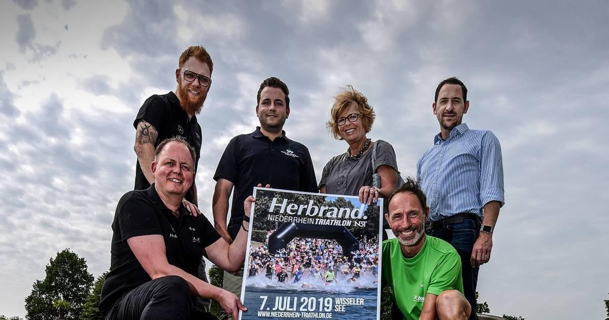 Triathlon: Niederrhein-Triathlon in Startlöchern