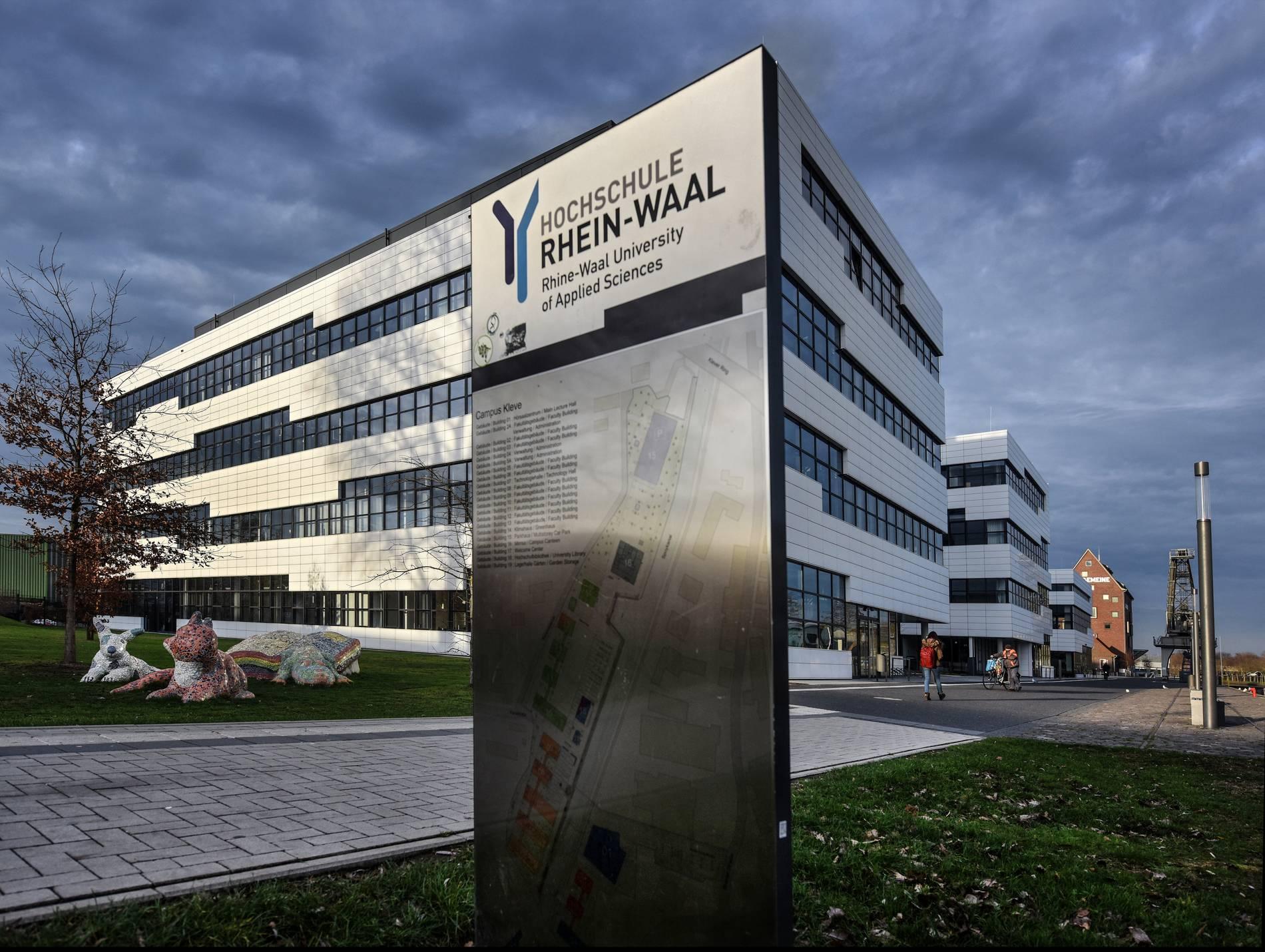 Kleve: Mittwochsakademie der Hochschule Rhein-Waal zum Thema Fußball