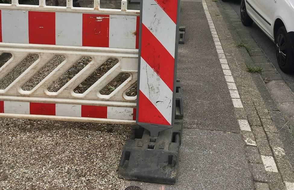 Baustelle in Nettetal-Schaag soll diese Woche beendet werden