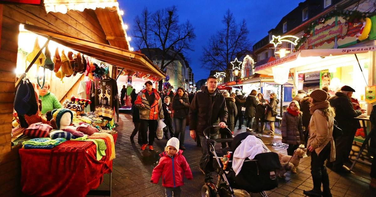 """Ab 2020 in Dormagen: Weihnachtsmarkt wird zum """"Naschmarkt"""""""