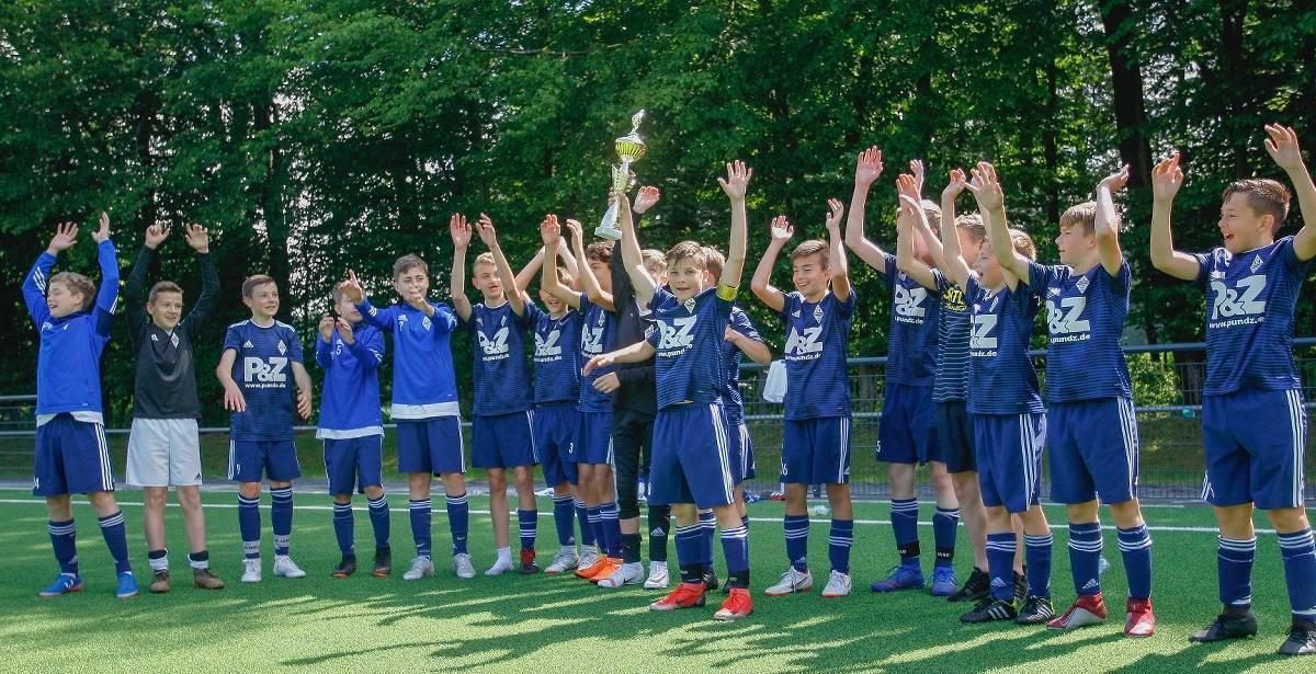 Asv Suchteln D Jugend Holt Pokal A1 Und B1 Erfolgreich In
