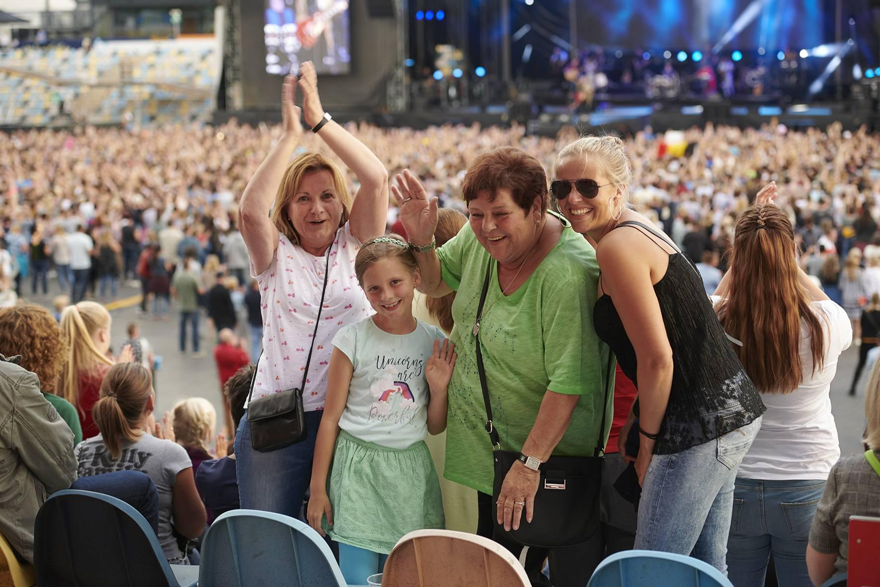 Kelly Family Mönchengladbach