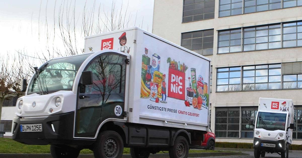 Rewe-Konkurrent Picnic liefert ab Juli Lebensmittel in Moers