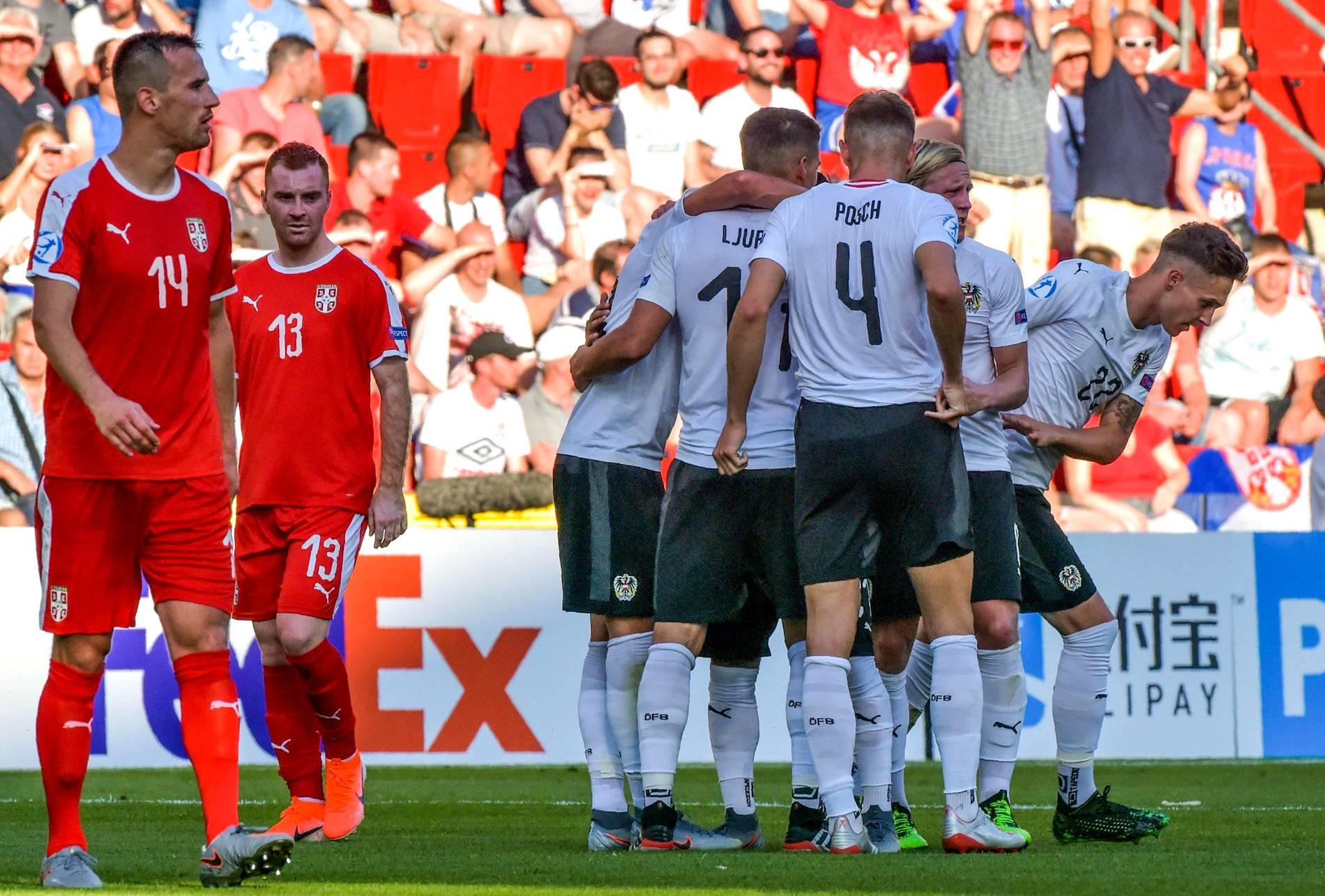 U21 Deutschland Serbien