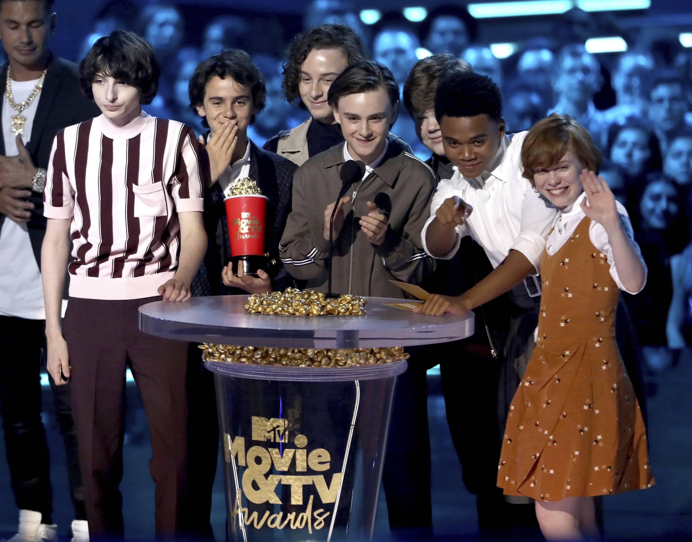 Mtv Movie Award - Bester Angst Einflößender Auftritt