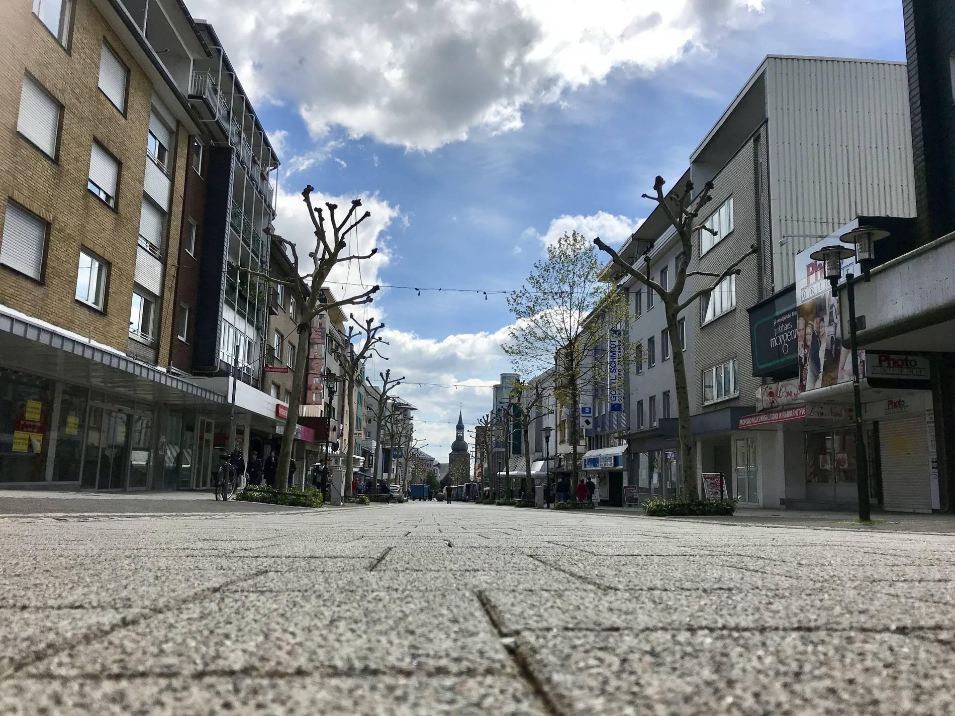 Innenstadt Remscheid: Hiobsbotschaft für die Alleestraße