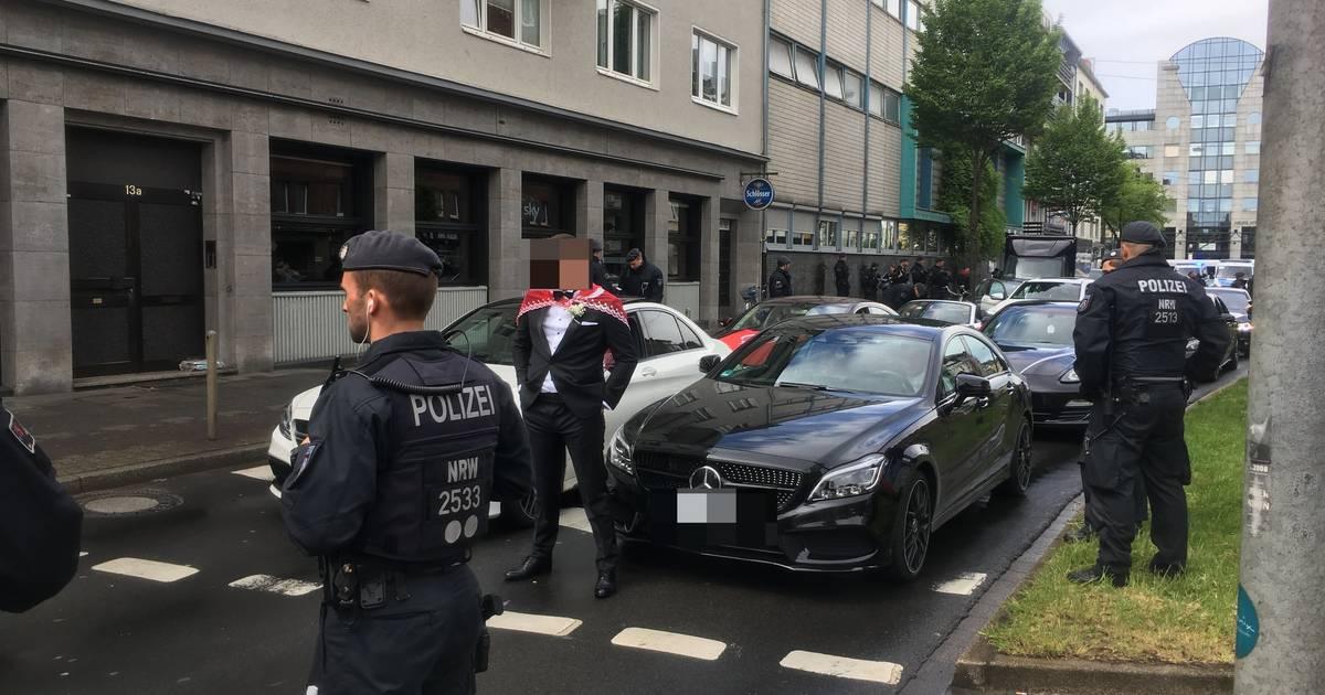 Düsseldorf: 38 Polizeieinsätze wegen Hochzeitsfeiern in NRW